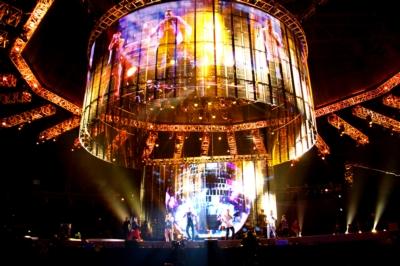 RTS/TELEX at Michael Jackson tribute concert