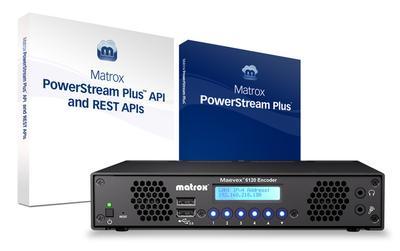 Matrox Expands Next-Generation AV-over-IP Portfolio with New Maevex 6120 Dual 4K Enterprise Encoder
