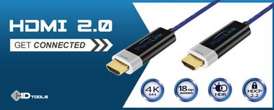 PureLink Introduces 18G Fiber Cable for 4K/UHD Applications