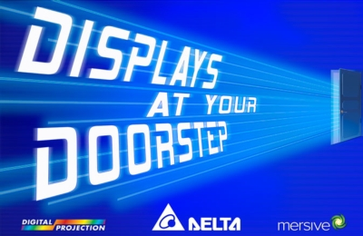 Digital Projection and Delta Electronics Announce Fall 2011 Road Show Dates