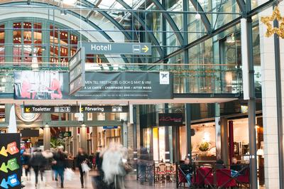 Renkus-Heinz Delivers Intelligibility for Gothenburg Central Station