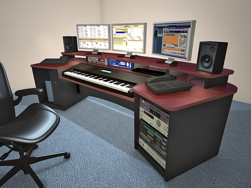 Attrayant Workstation For Keyboard Music Production, Editing And Mastering