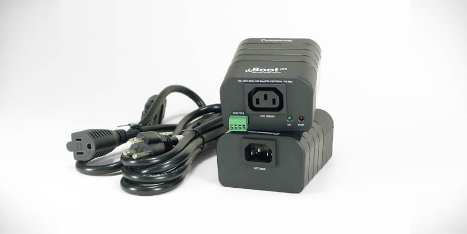 Iboot Io I O Controlled Power Switch Dataprobe Av Iq
