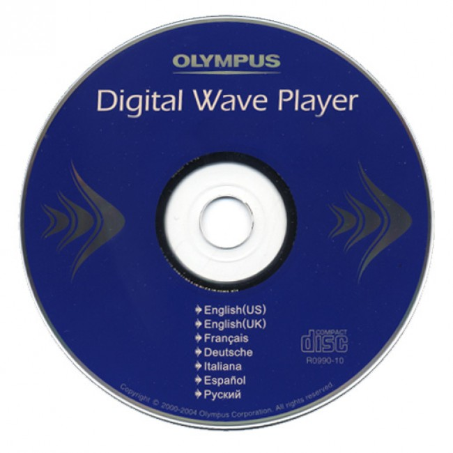 Olympus digital wave player software for mac