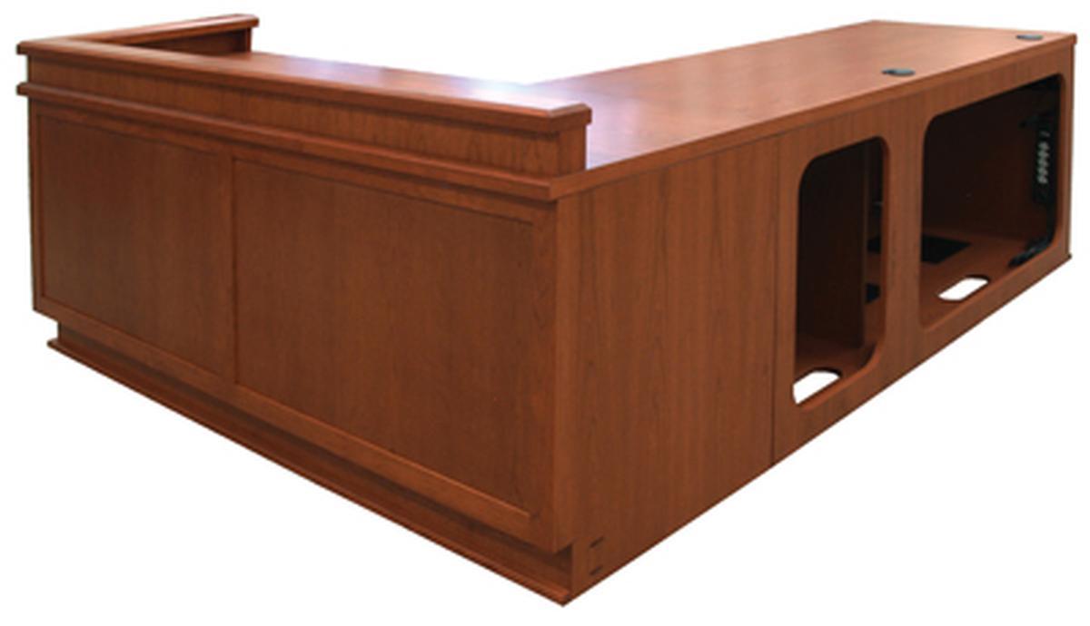 Mdfp 96 Marshall Furniture Flat Panel Style Desk