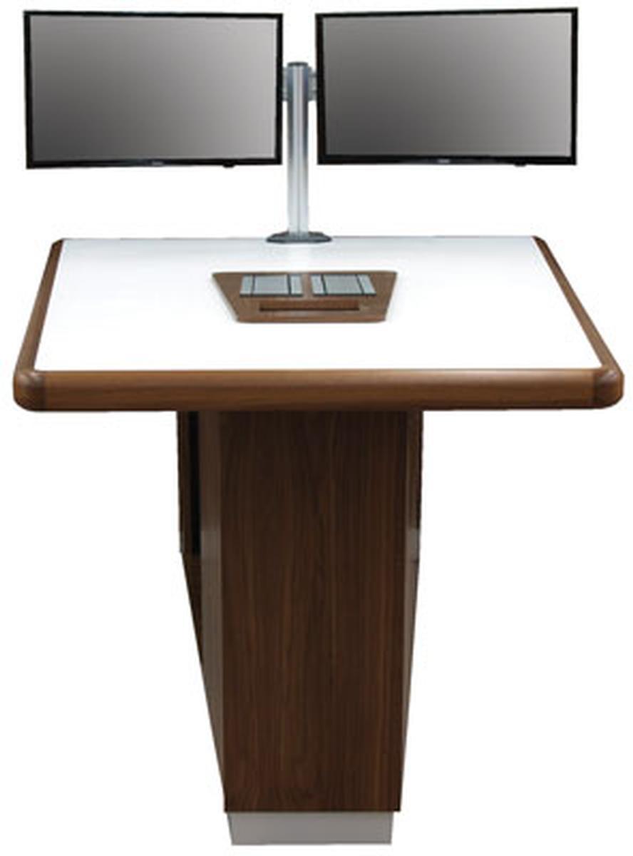 vst 40 x 60 x 90 marshall furniture custom v shaped conference table marshall furniture inc