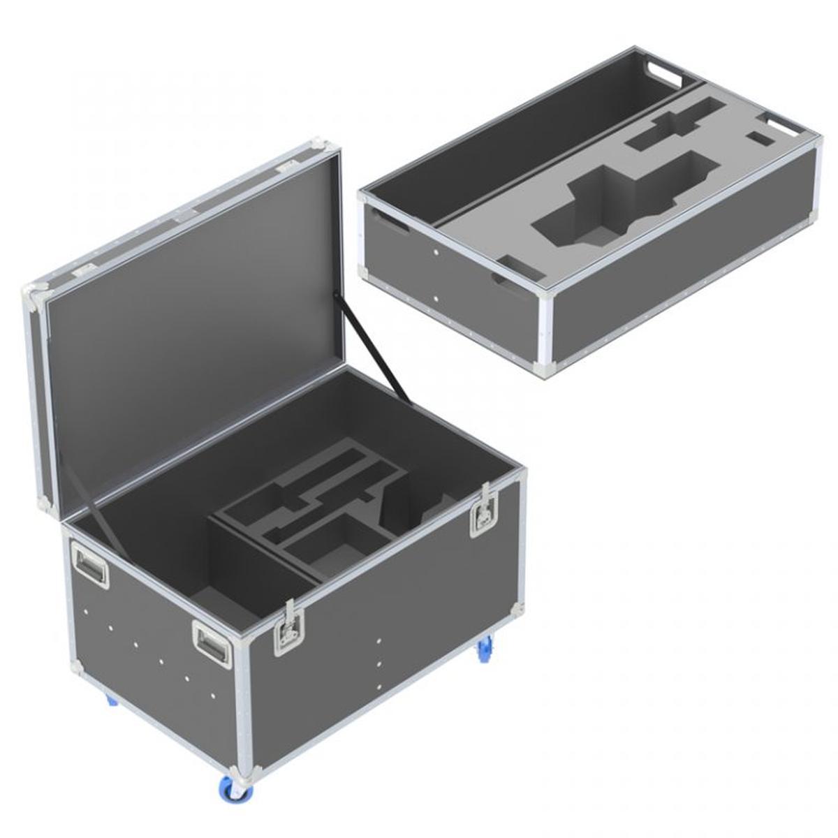 39 2684 Custom Ata 300 Shipping Case For Pro Lighting
