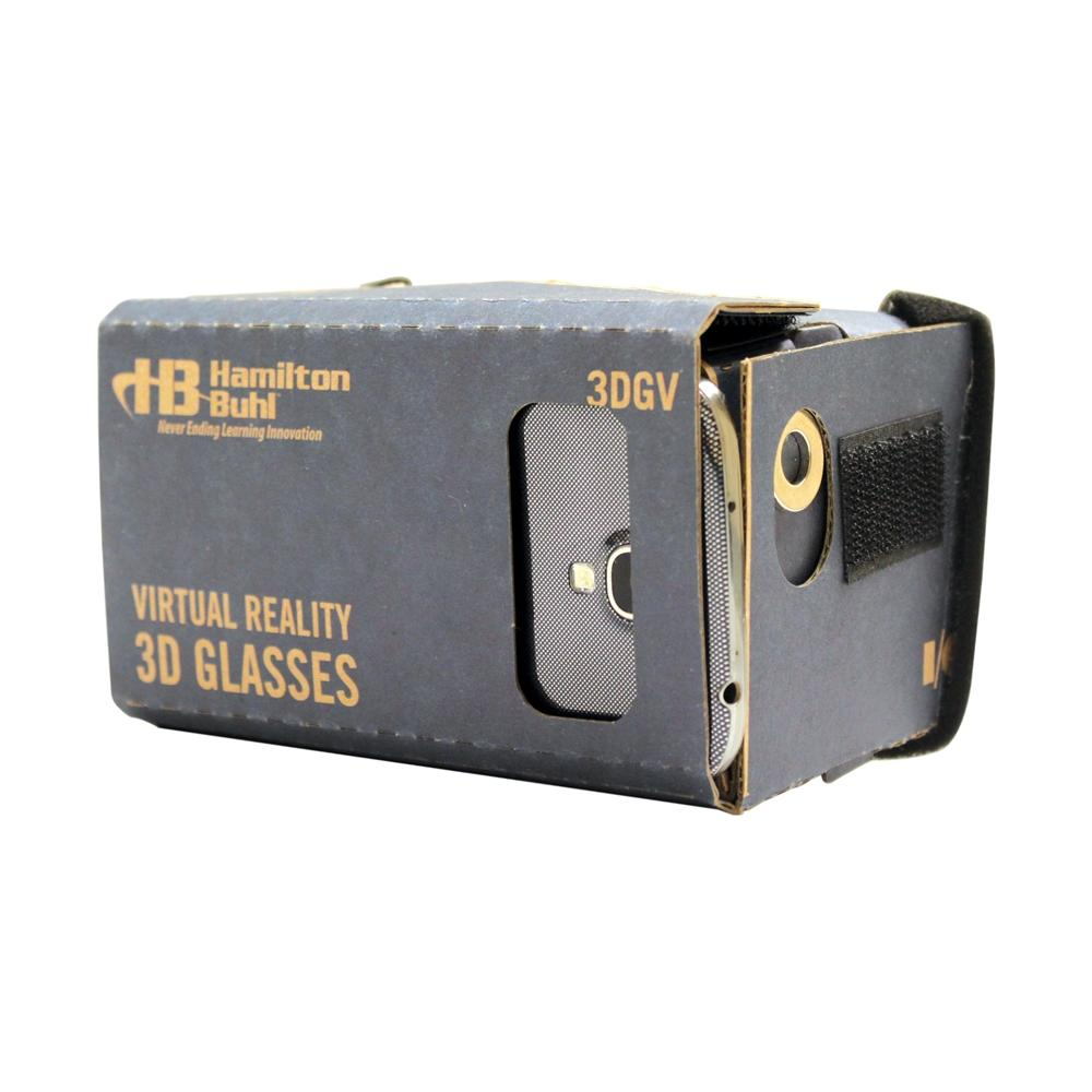 3dgv6 3d Virtual Reality Diy Trigger Magnet Cardboard