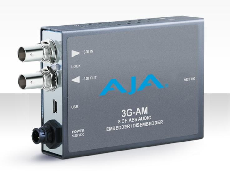 AJA Video - 3G-AM
