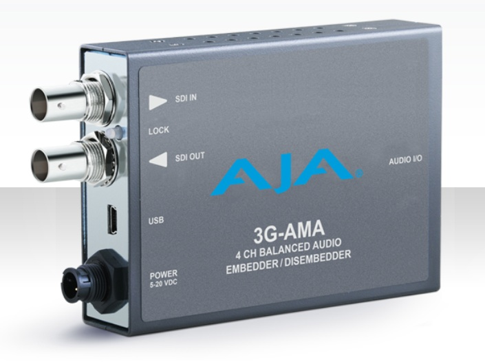 AJA Video - 3G-AMA