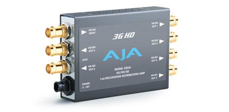 AJA Video - 3GDA