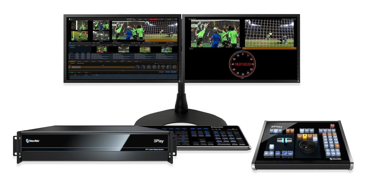 NewTek, Inc. - 3Play 3P1