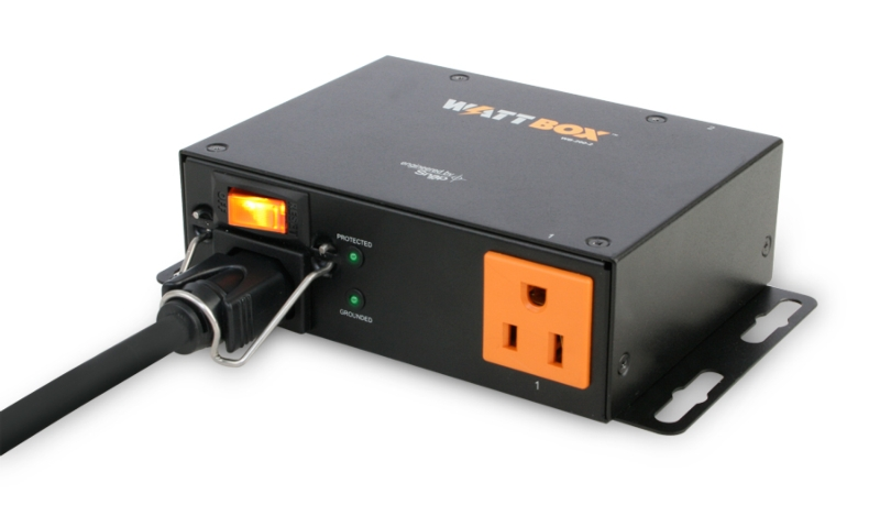 Wb 200 2 Wattbox Mounted Power Conditioner With 2