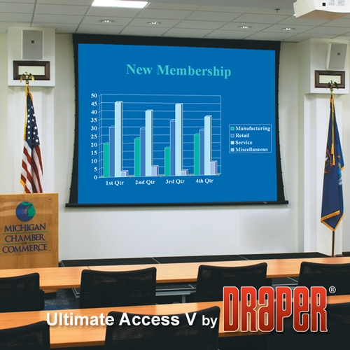 118359 Ultimate Access V Draper Inc Design Sound