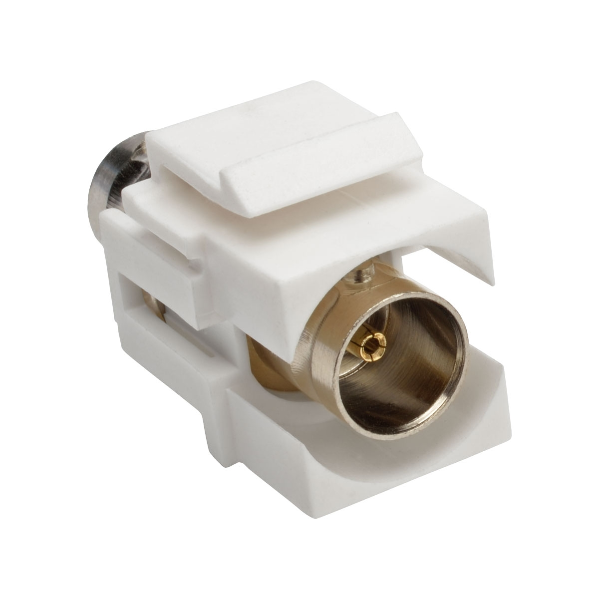 A230 001 Kp Bnc All In One Keystone Panel Mount Coupler