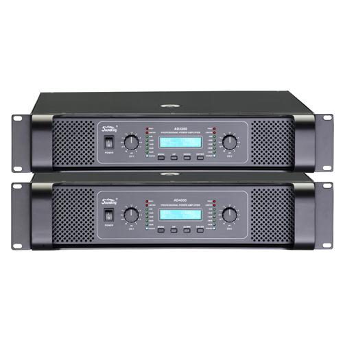 Ad2200 2200w Professional Power Amplifier Ningbo