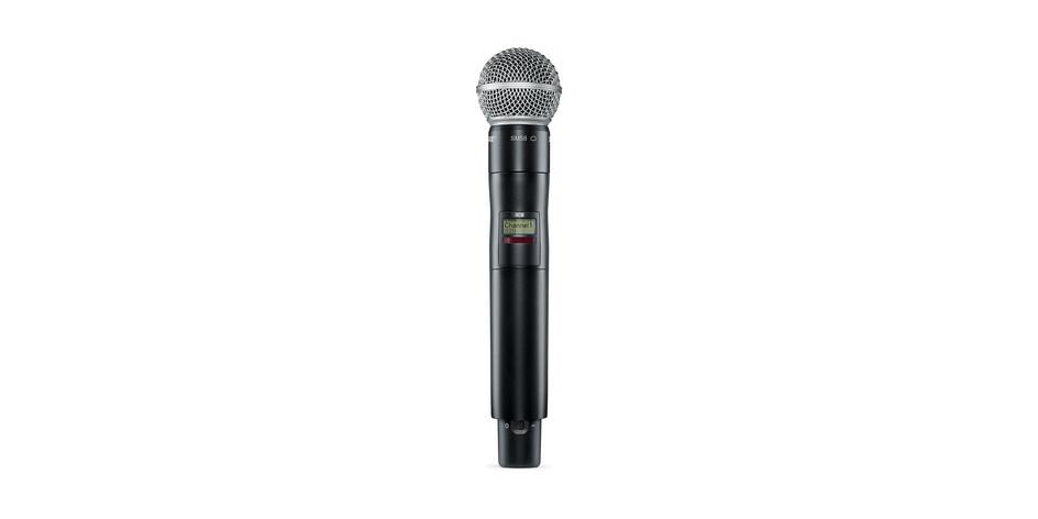 Shure Incorporated - AD2/SM58