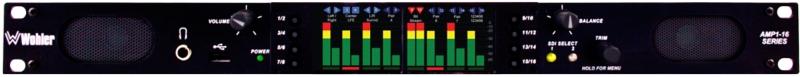 Wohler Technologies - AMP1-16-M