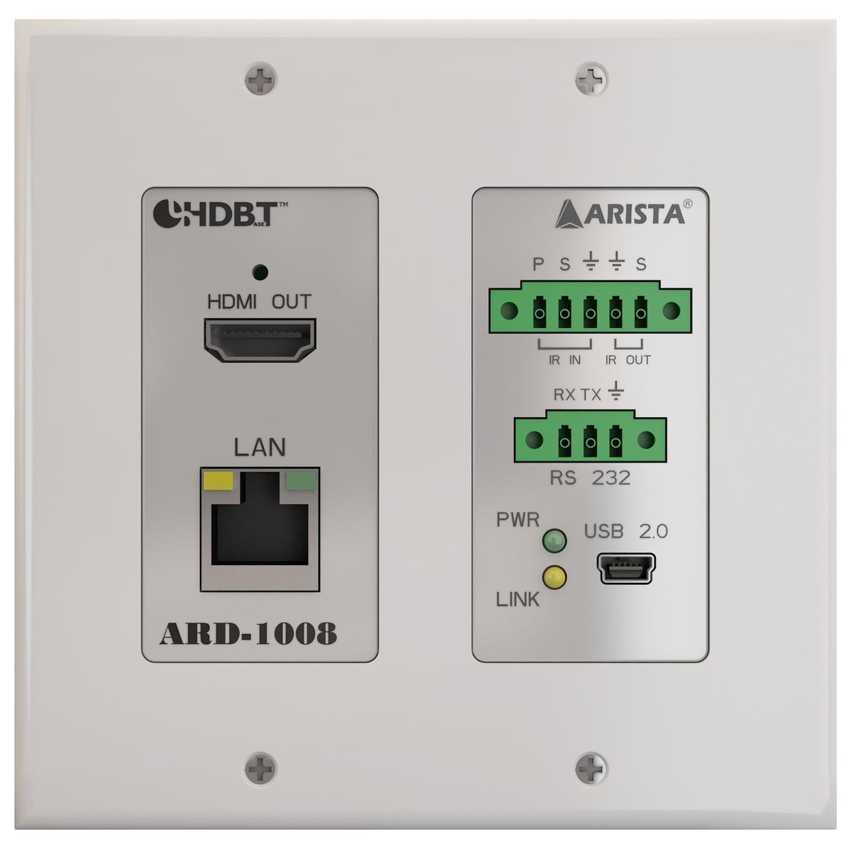 Arista Corporation  - ARD-1008-A00-RX