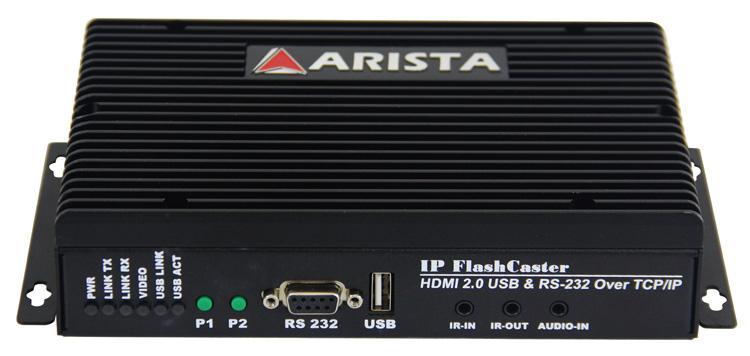 Arista Corporation  - ARD-3001-B00-TX