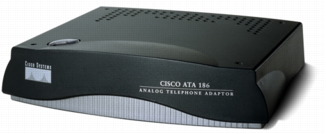 CISCO - ATA186-I1-A
