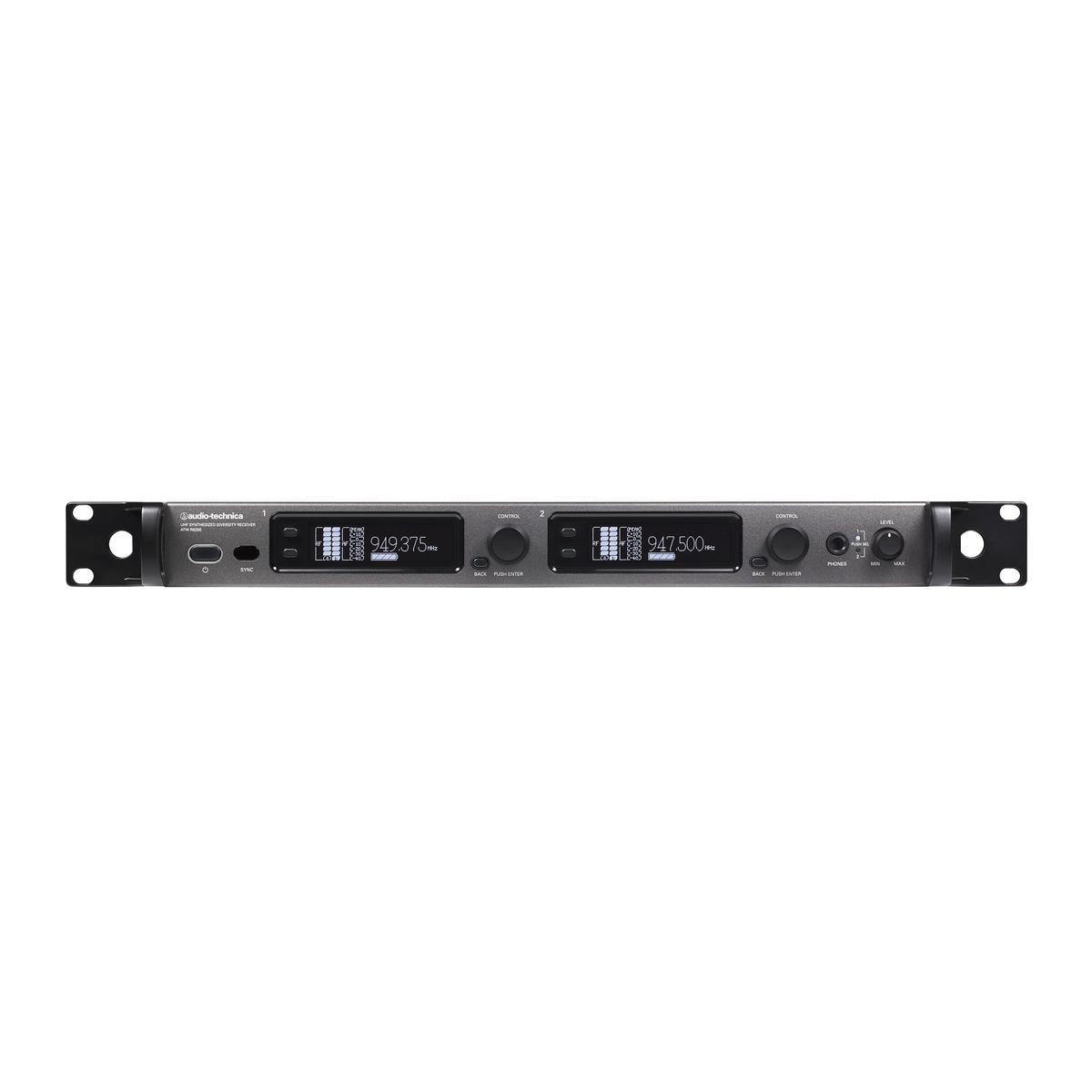 Atw R6200 Uhf Synthesized Diversity Receiver Audio