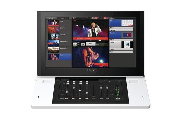 Sony Professional Solutions of America - AWS750