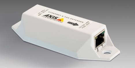 Axis T8129 Power Over Ethernet Extender Axis