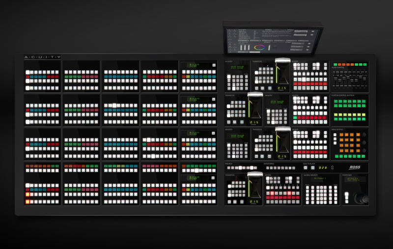 Acuity 4 Control Panel 40 Button 4 Acuity Control Panel