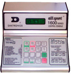 All Sport 1600 Controllers For Small Basic Scoring