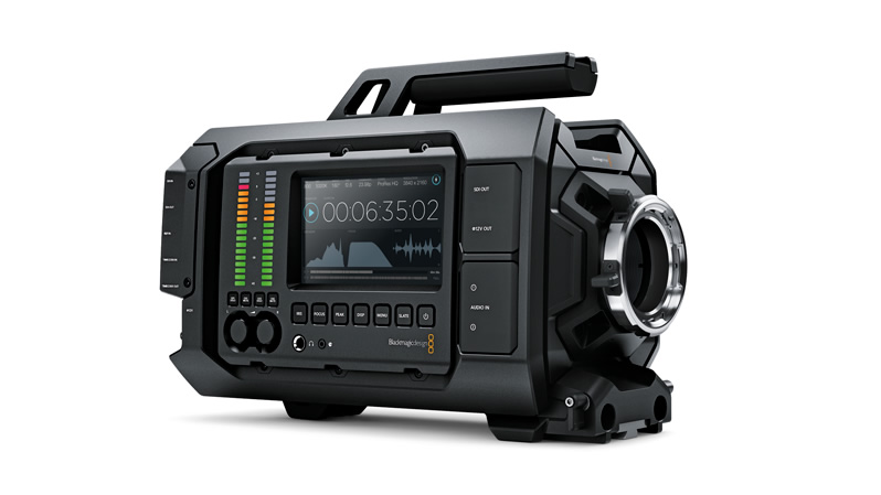 Blackmagic Design - Blackmagic URSA PL