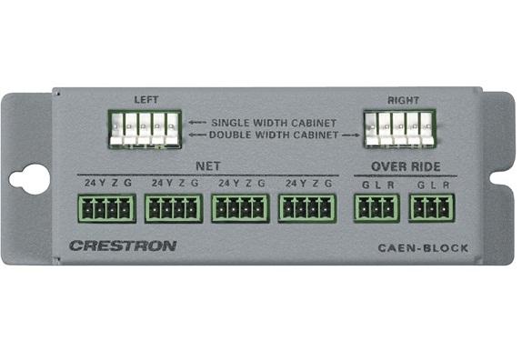 Crestron Electronics, Inc. - CAEN-BLOCK