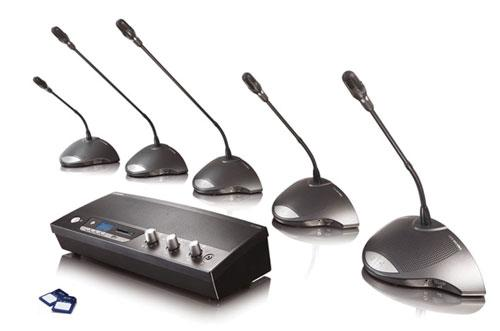 Bosch Conferencing and Public Address Systems - CCS-CURD-US