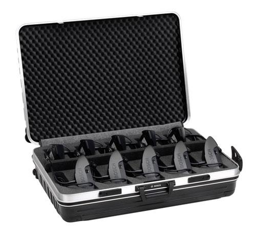 Ccs Sc10 Suitcase For 10 Delegate Units Bosch