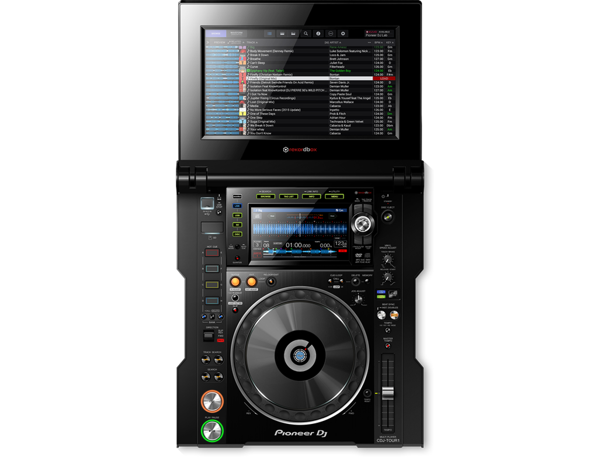 Pioneer Electronics (USA) Inc. - CDJ-TOUR1