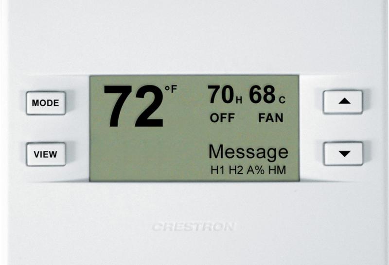 Crestron Electronics, Inc. - CHV-TSTAT