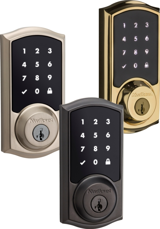 Clk Kw 916trl Zb 11p Ul Kwikset Smartcode 916 Wireless