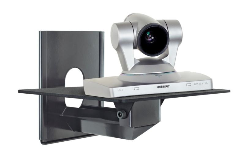 Cs 1g Rad Custom Wall Mount Camera Shelf Avteq Inc