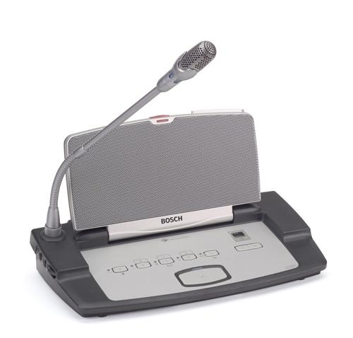 Bosch Conferencing and Public Address Systems - DCN-CONCS