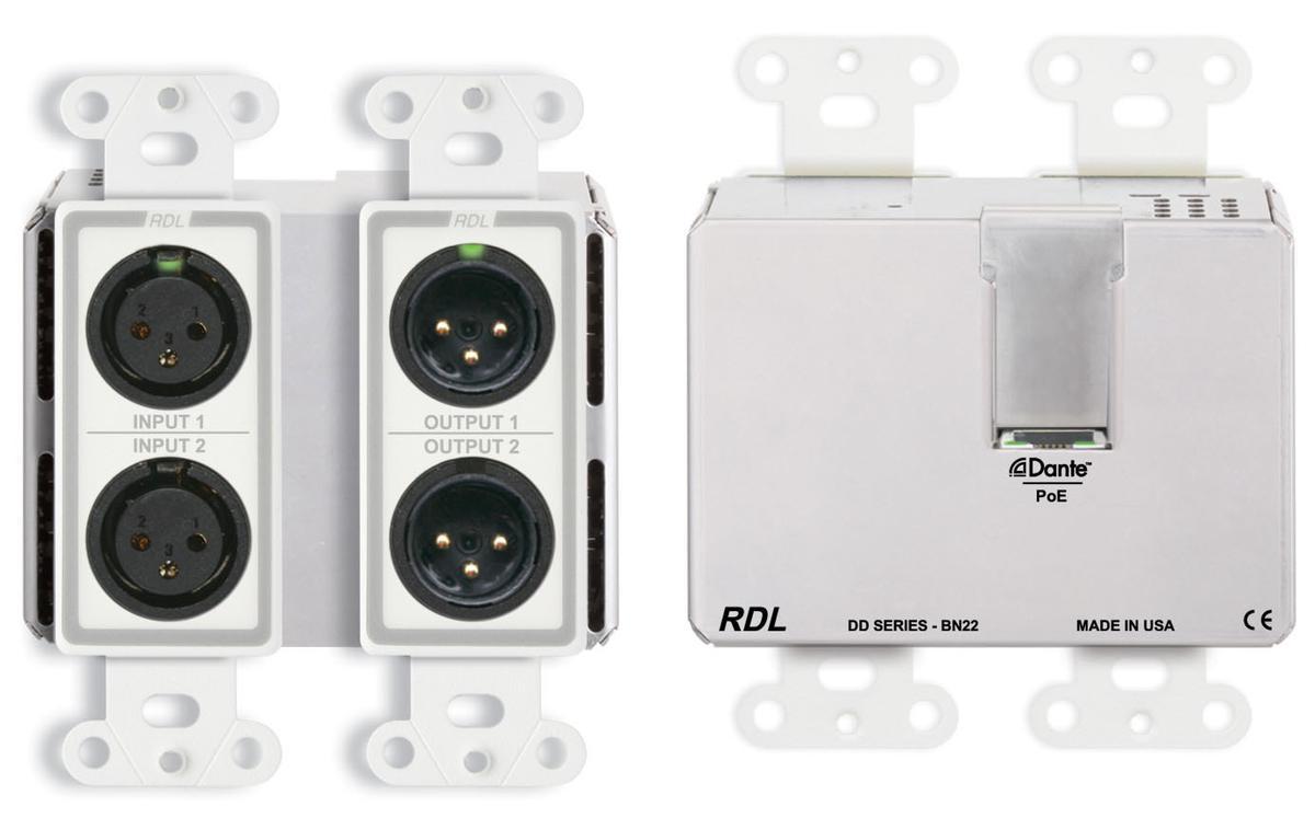 RDL, Radio Design Labs - DD-BN22