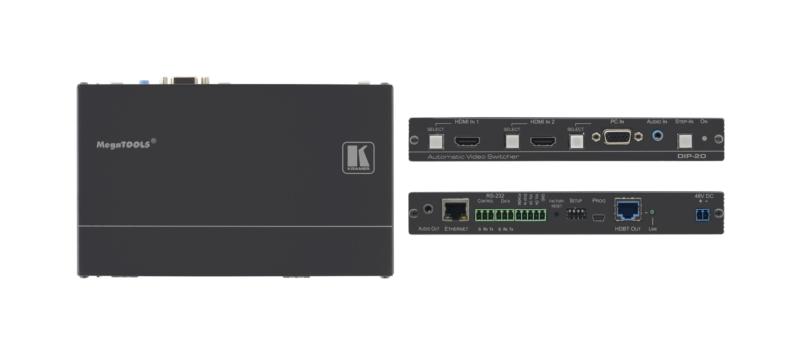 Kramer Electronics USA, Inc. - DIP-20