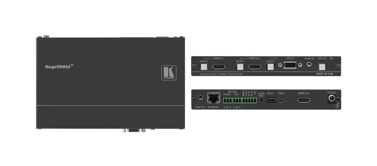 Kramer Electronics USA, Inc. - DIP-31M