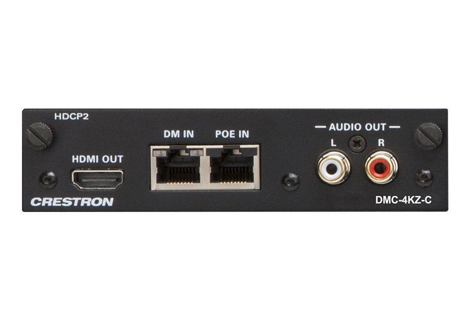 Crestron Electronics, Inc. - DMC-4KZ-C
