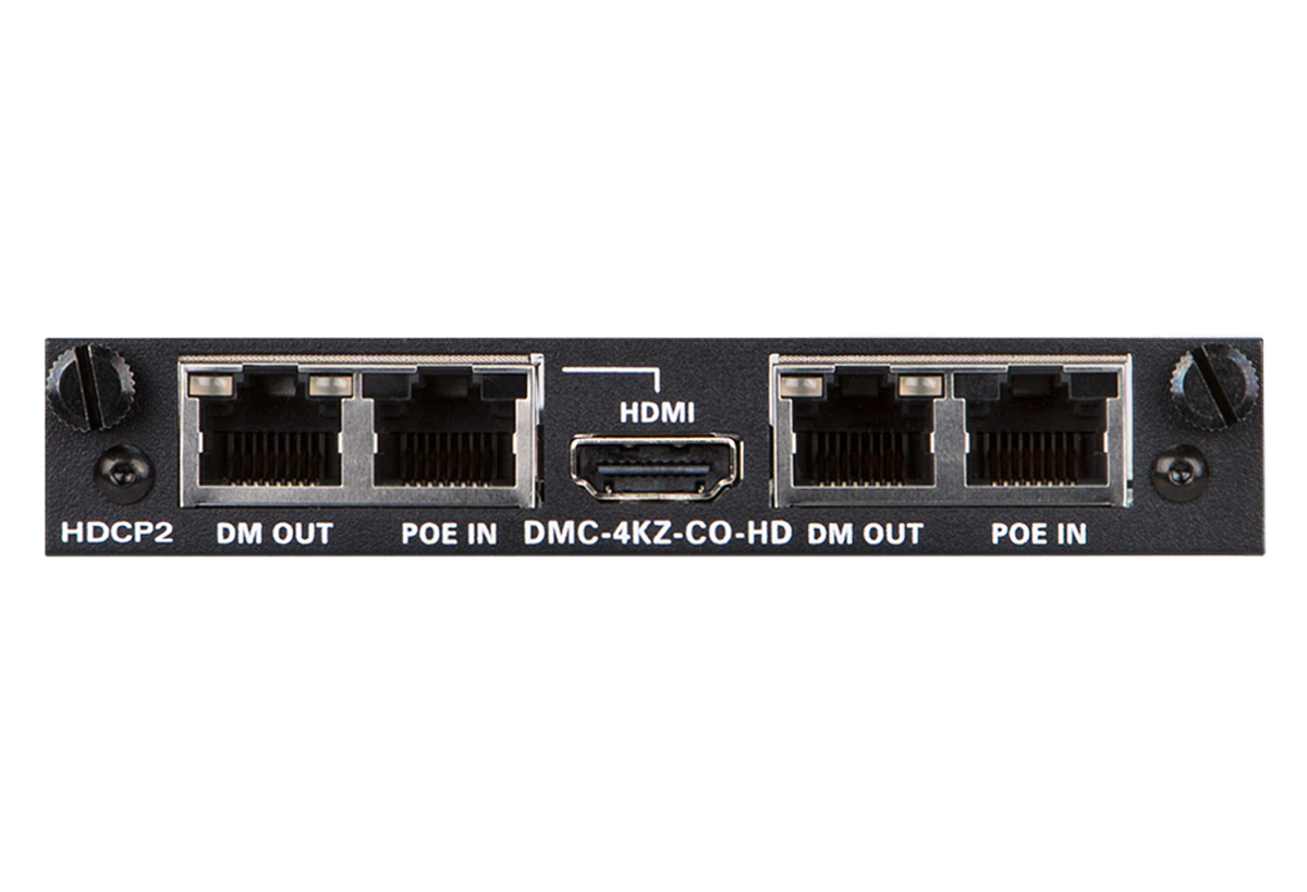 Crestron Electronics, Inc. - DMC-4KZ-CO-HD