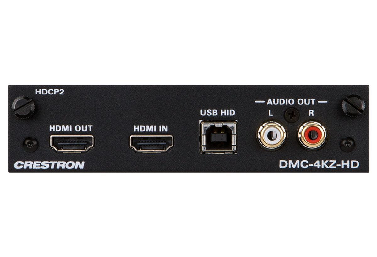 Crestron Electronics, Inc. - DMC-4KZ-HD
