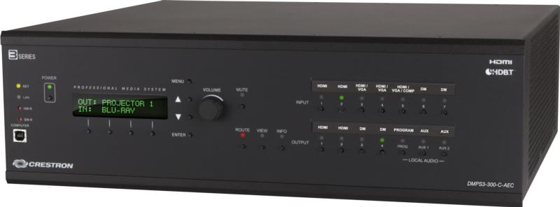 Dmps3 300 C Aec Digitalmedia Presentation System 300