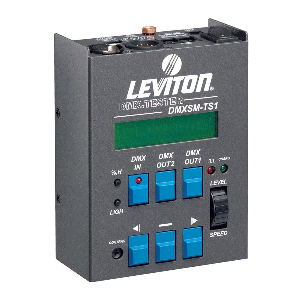 DMXSM-TST | DMX Tester | Leviton | Digital Resources, Inc.