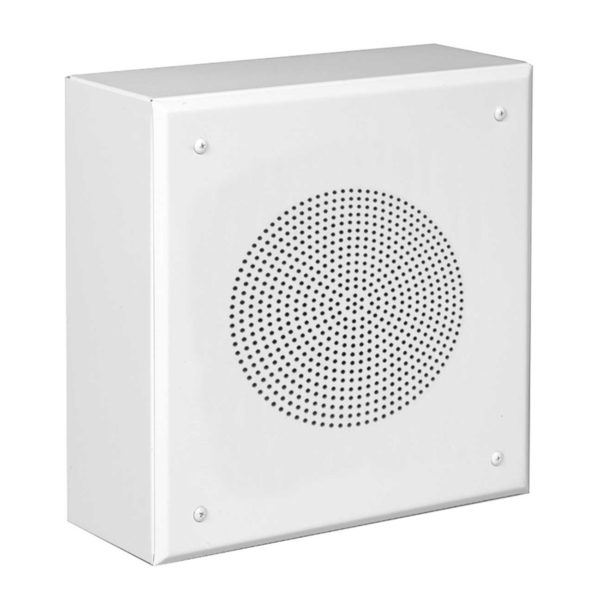 Dsq 8 Surface Mount Wall Baffle Square Front Lowell