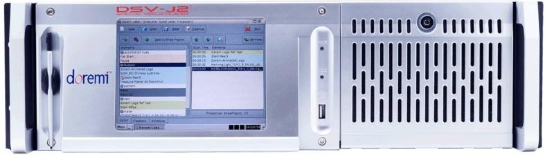 Doremi Labs, Inc. - DSV-J2