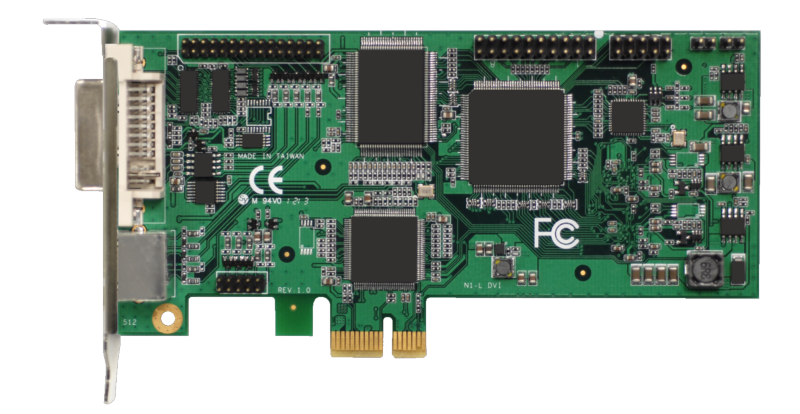 Lumens Integration, Inc. - SCI-512 DVI Video Capture Card